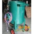 移动式开放式喷砂机,高压防腐喷砂机,防腐除锈喷砂机