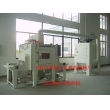 输送式自动喷砂机|通过式自动喷砂机|瓷砖背景墙喷砂机