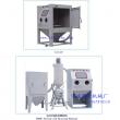 XZ-1212P分体式高压喷砂机,高压喷砂机,模具喷砂机,手动喷砂机